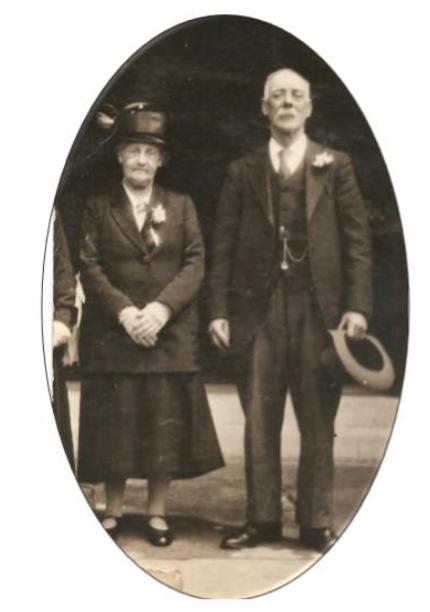 Mr and Mrs Chaplin