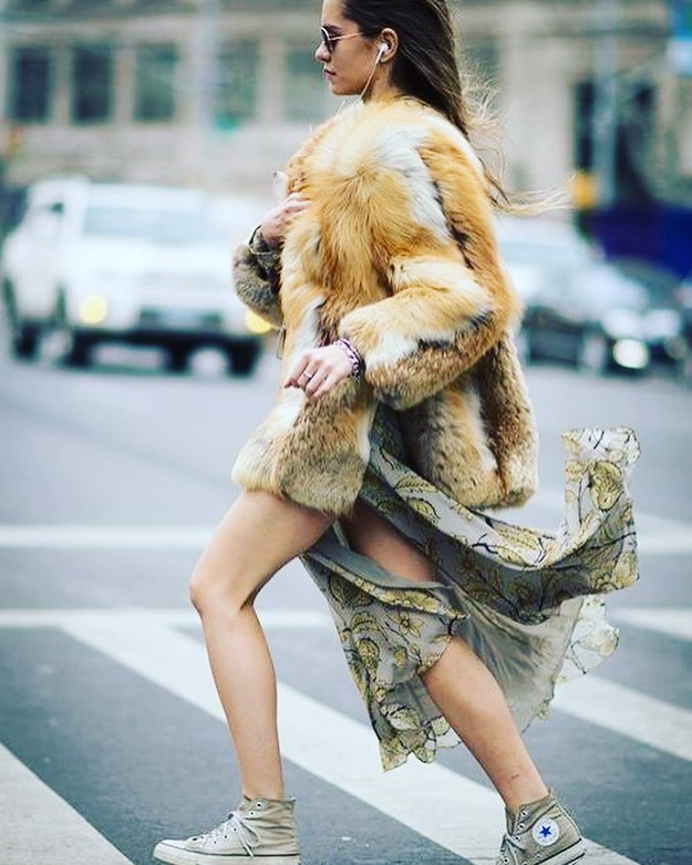 #silk + #fur ❤️