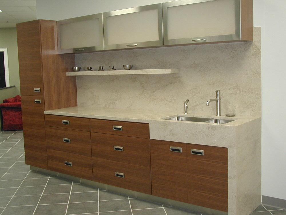 Horizontal Design Kitchen, New Haven, CT