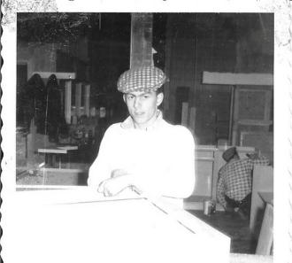 Donald Constantino, 1968