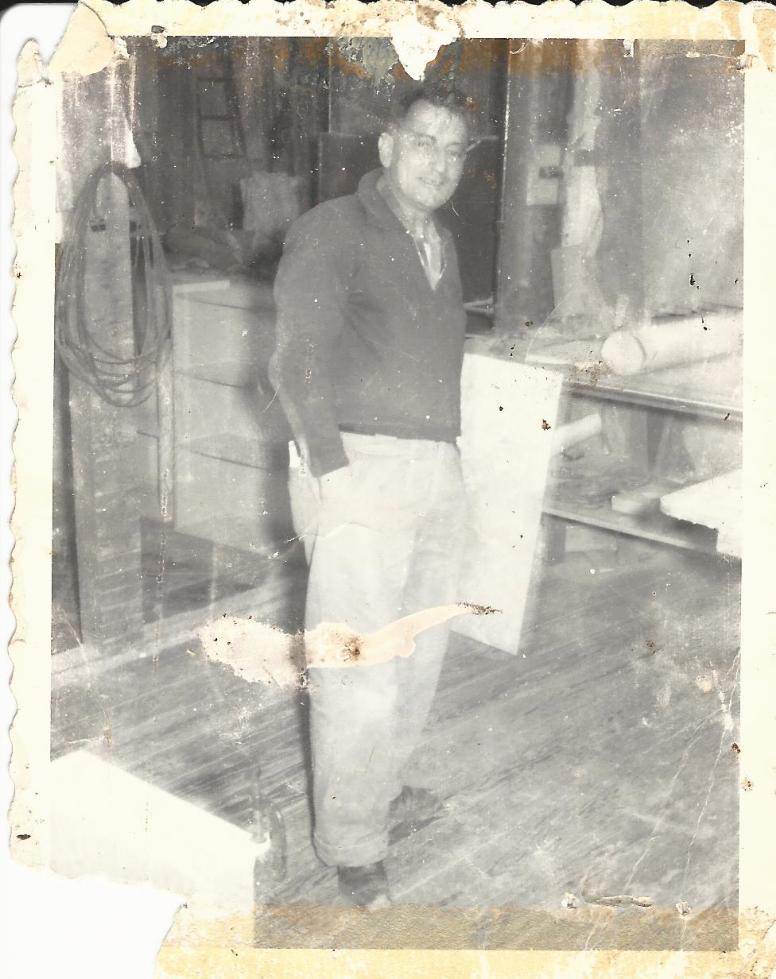 Domenic Constantino, 1947