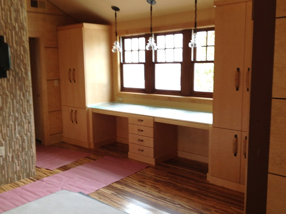 Residential Camio Custom Cabinetry