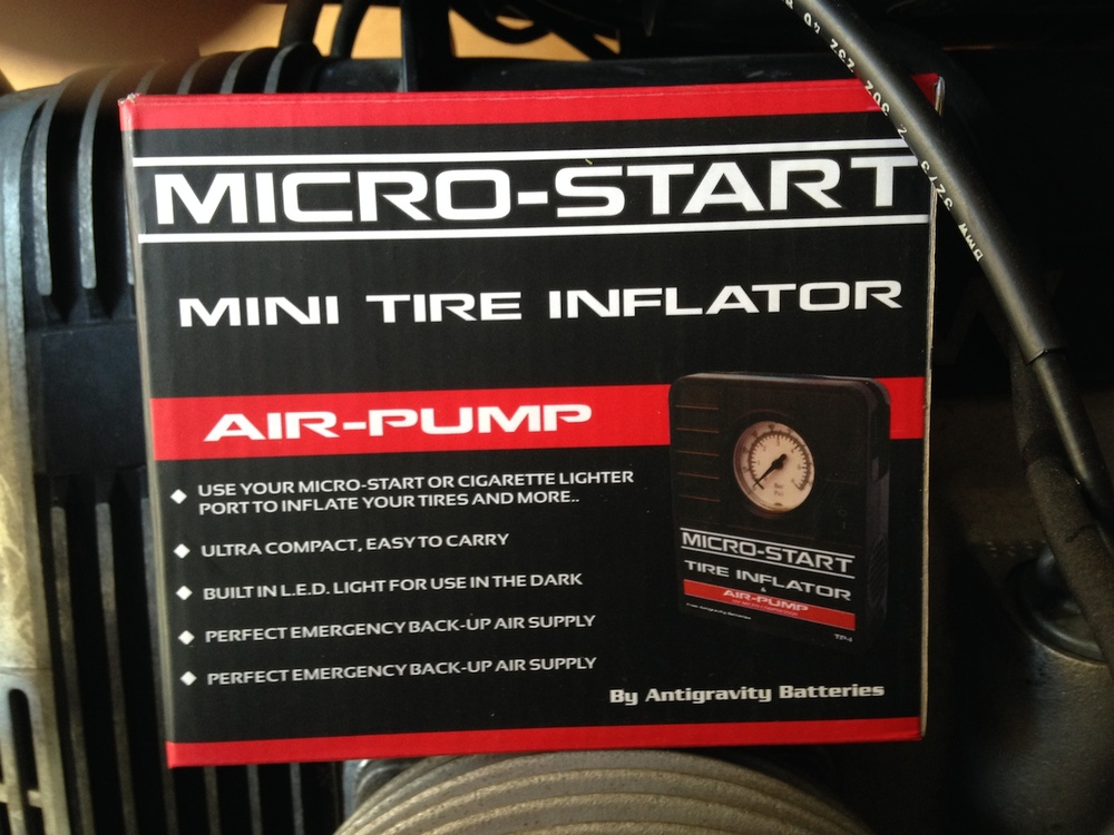 Inflate Tires With Your Micro Start Exploring Overland