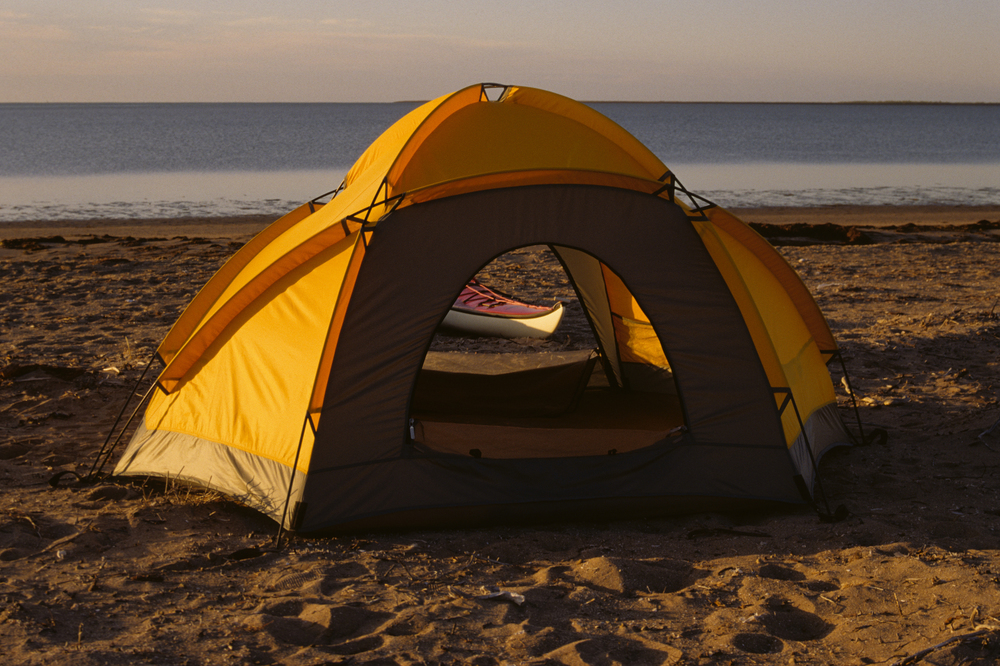 A North Face VE25 one of the original geodesic dome tents. & Say no to cheap tents! u2014 Exploring Overland