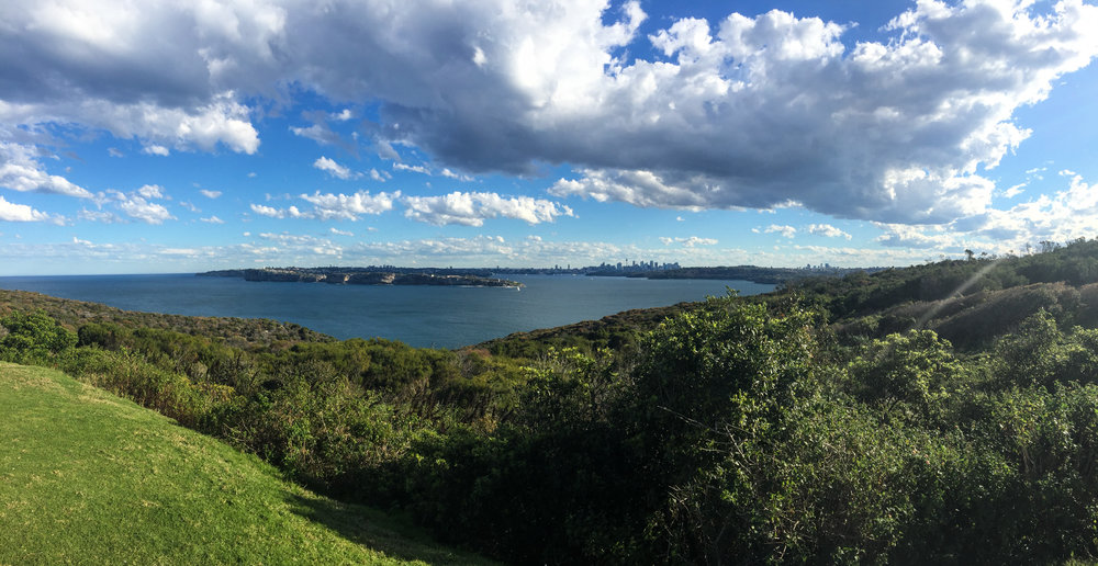 Sydney Harbor.
