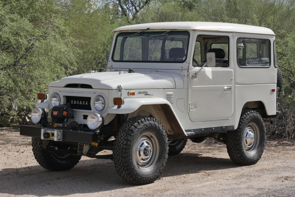 The Holy Grail Of Fj40 Wheels And Tires Exploring Overland
