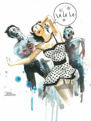 © 'Zombie Love' by Lora Zombie