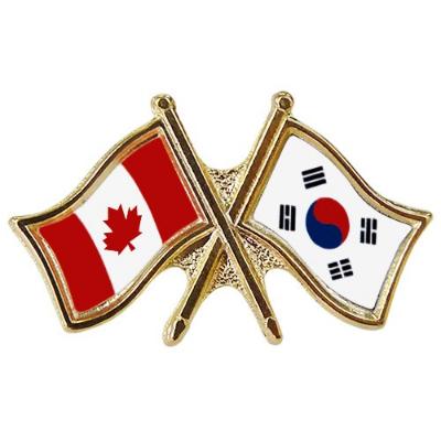 Korea Pin