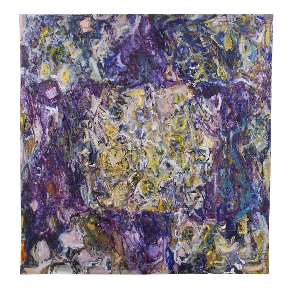SALAM #3 David_Khalifaatullah. H48%22 x W 48%22 Oil on Canvas. jpg.jpg
