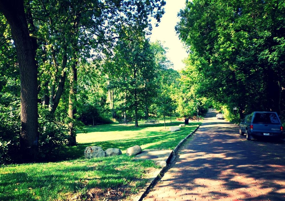 Iuka Ravine Park