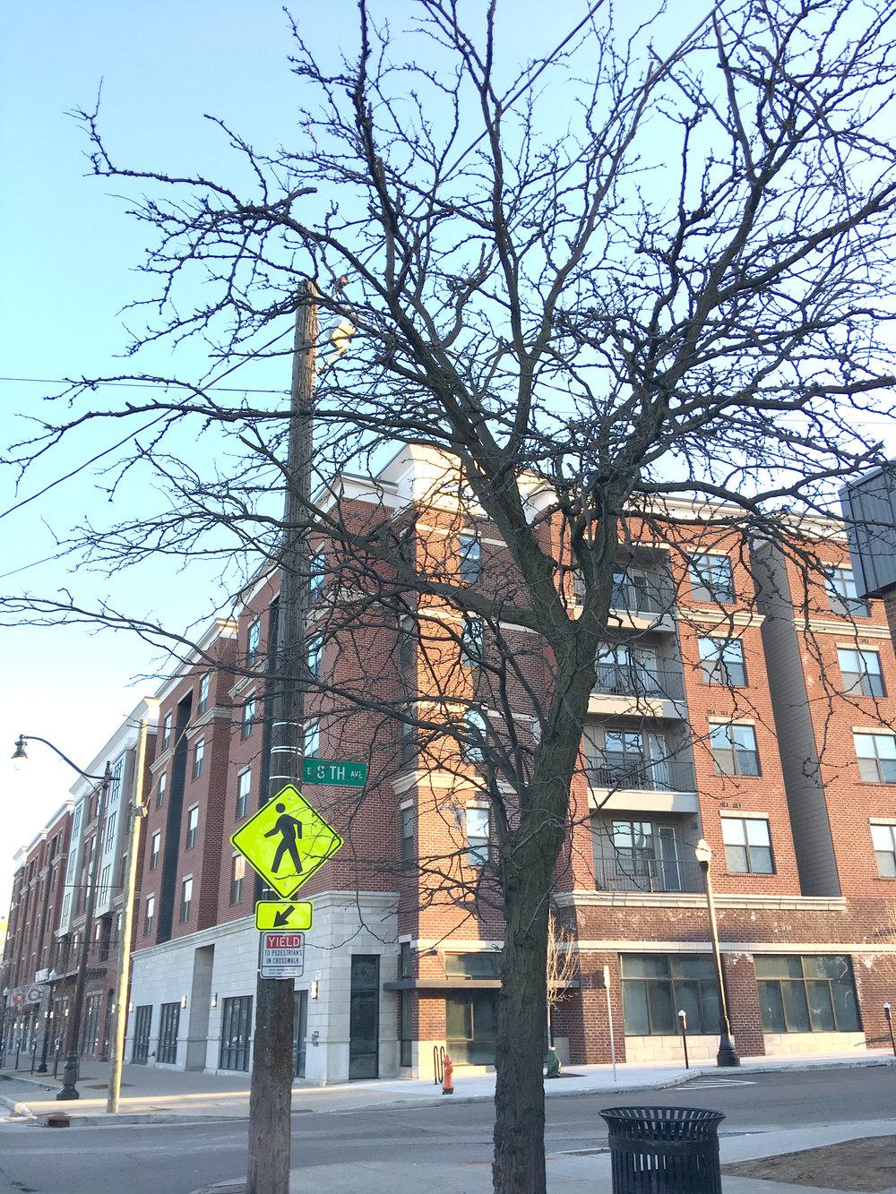 High Street Streetscape: Phase IV -