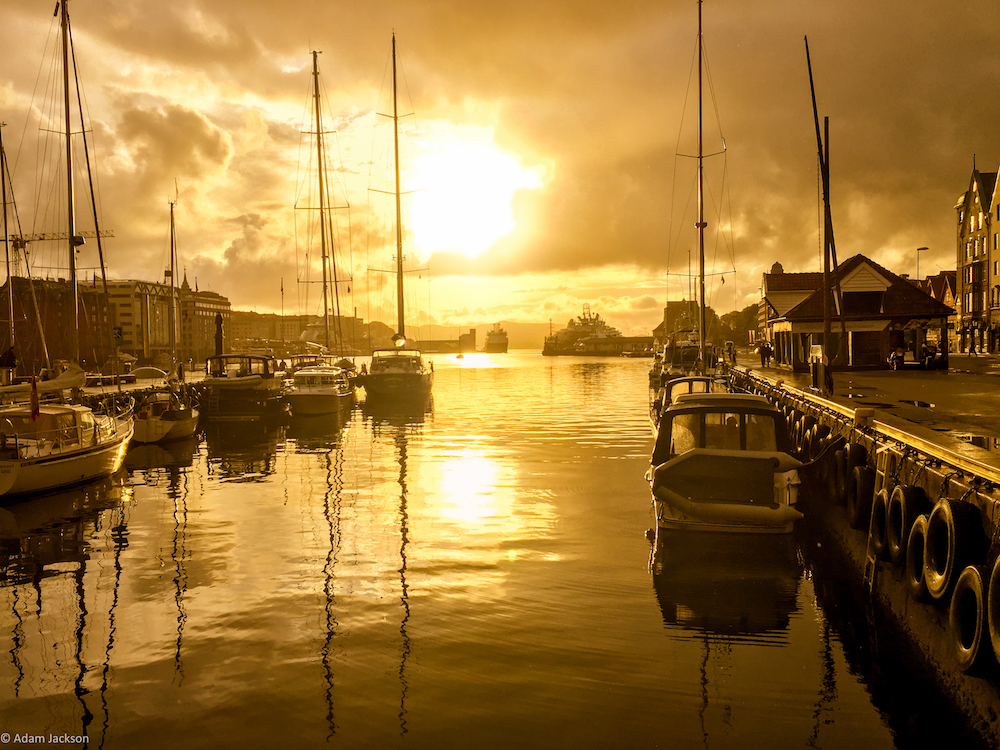 Bergen Harbour Sunset.jpg