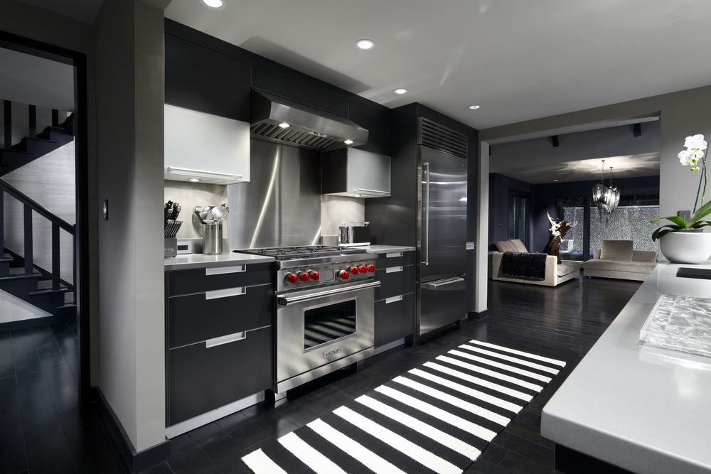 kitchen design by John Coulter |  Poggenpohl Atlanta