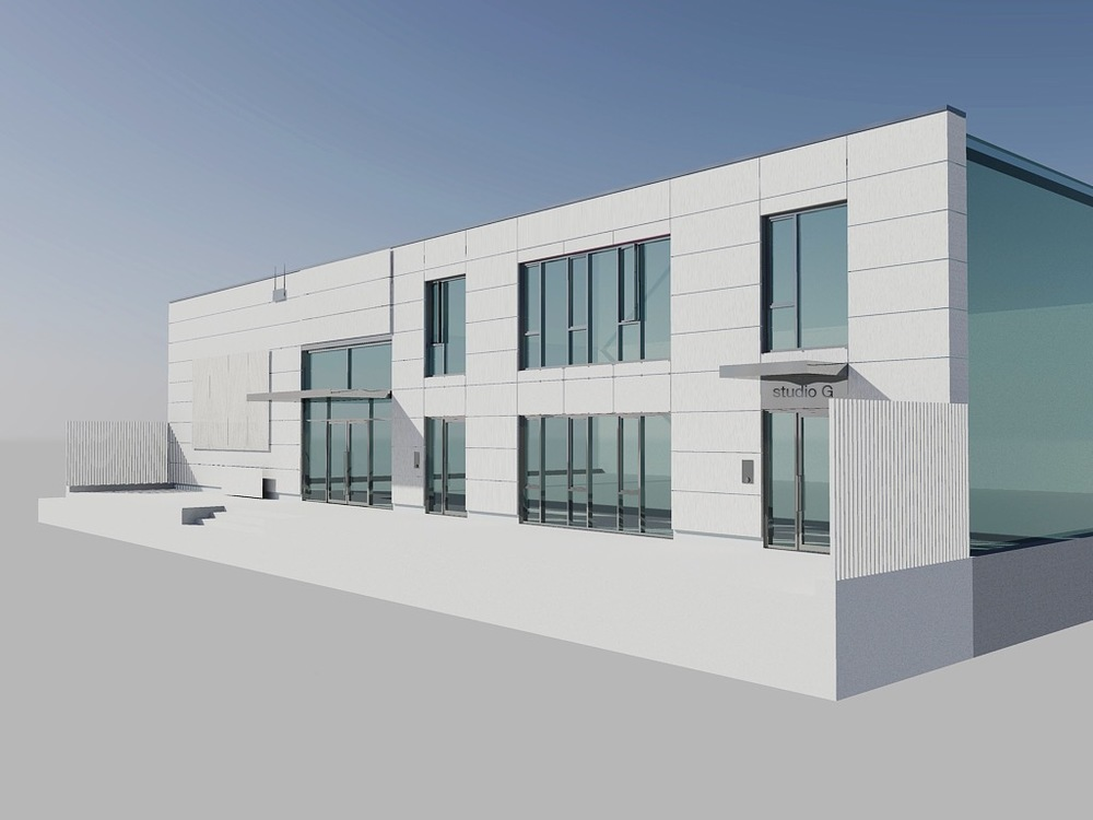 NeoLITH  Ventilated Facade System, Design Study