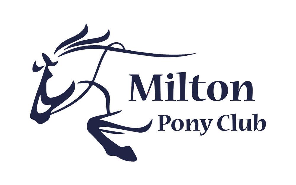 Record Book Milton Pony Club