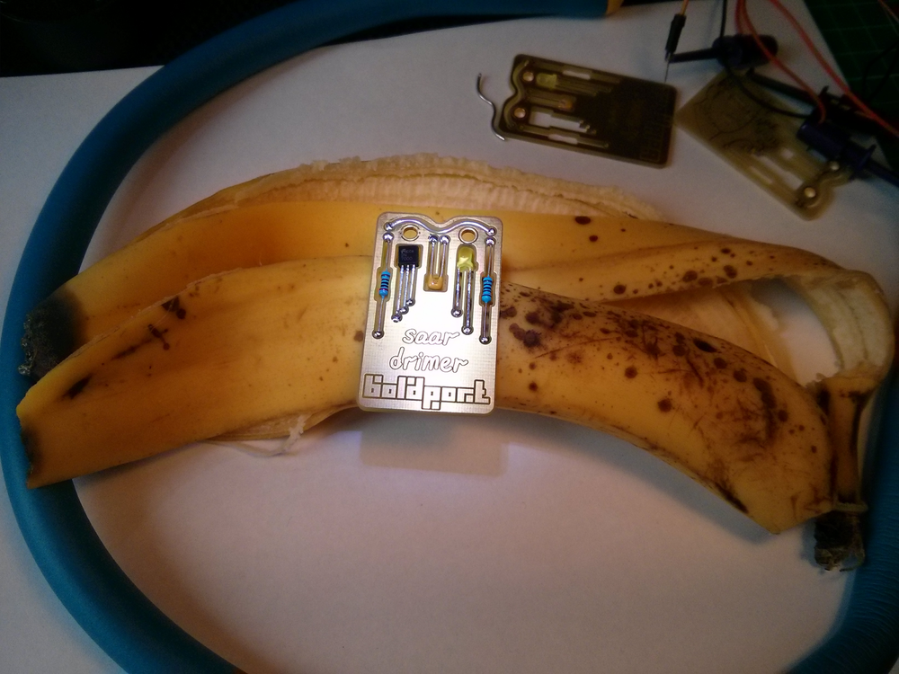 Banana for scale for us Reddit types