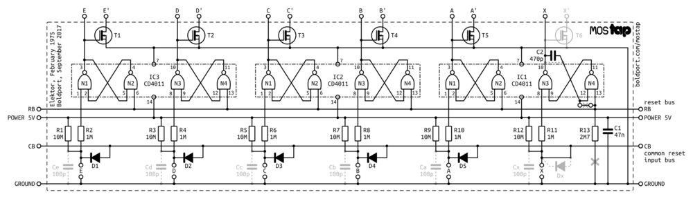 Schematic.  PDF