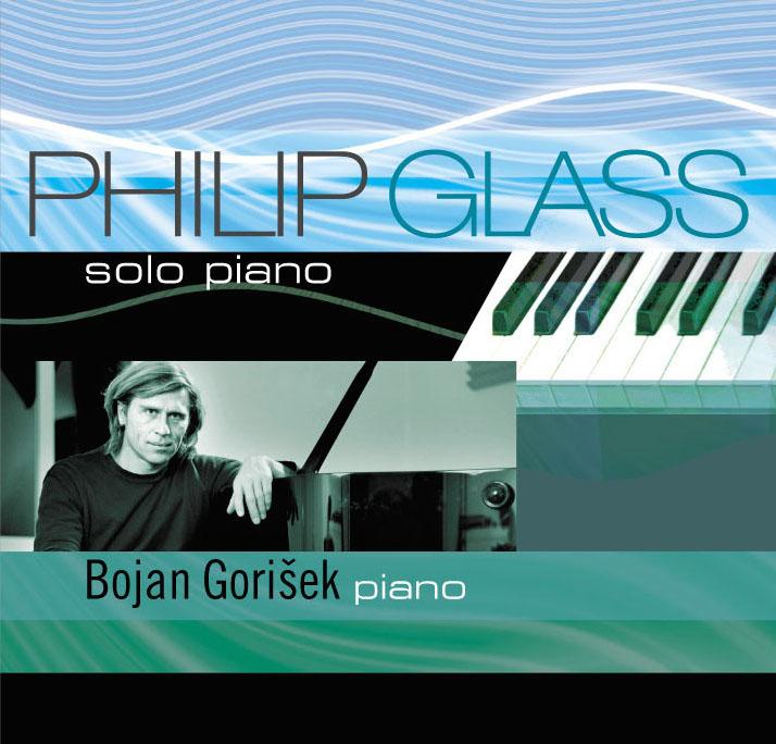 Philip Glass — Solo Piano