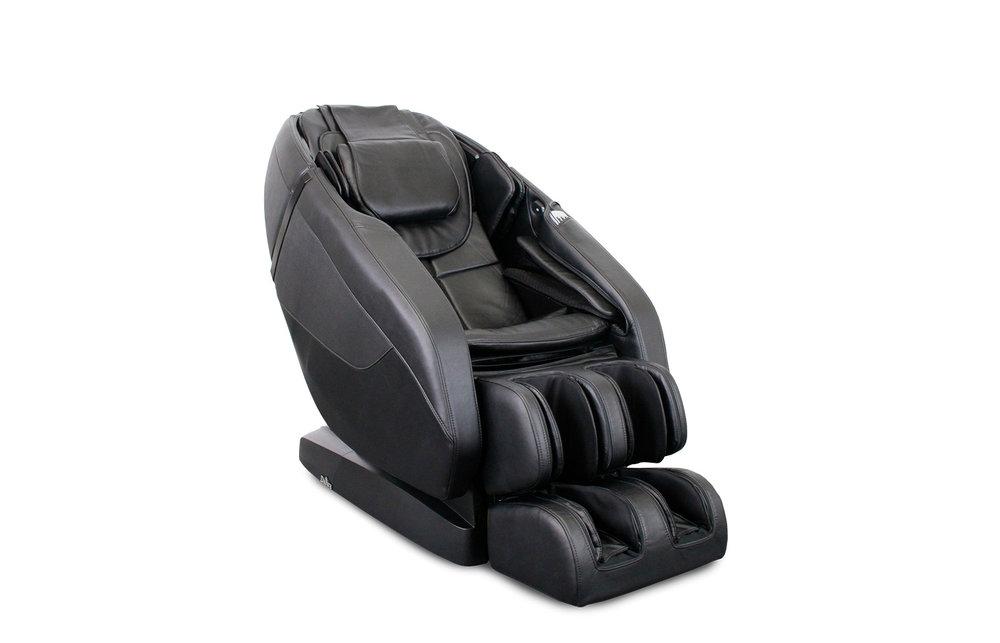Solace Massage Chair Black