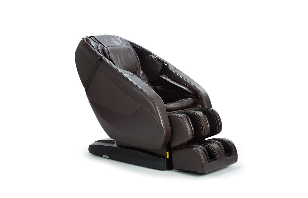 Solace Massage Chair Brown