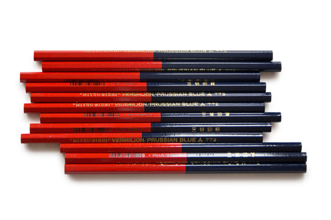 Mitsubishi-Blue-and-Red-Pencils-3_large.jpg