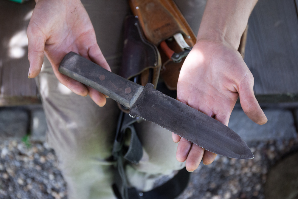HORI-HORI KNIFE