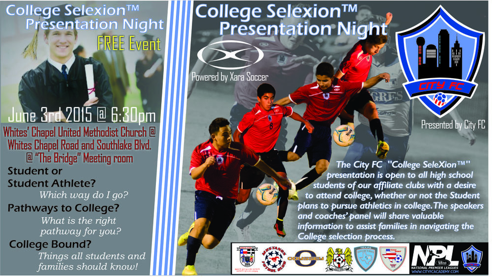 College Selexion City FC