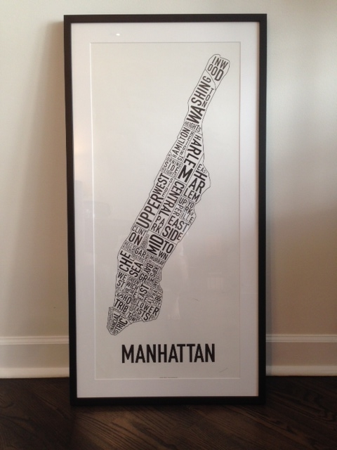 what people are saying about our manhattan custom framing