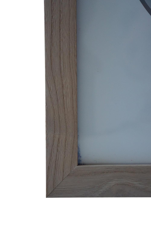 Slim Beige Natural Wood