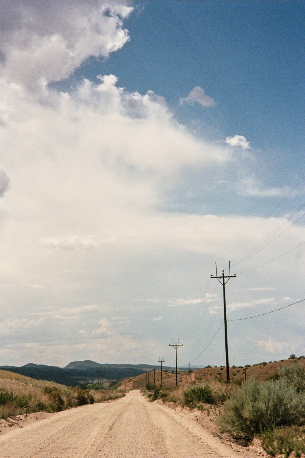 Mangus Valley Road, NM