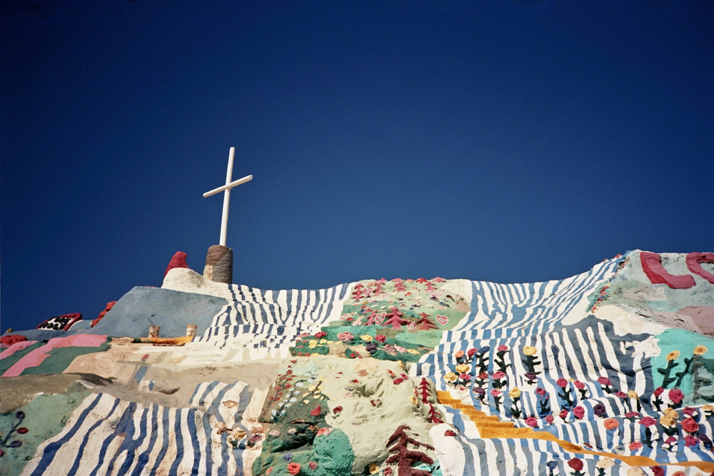 Salvation Mountain, CA