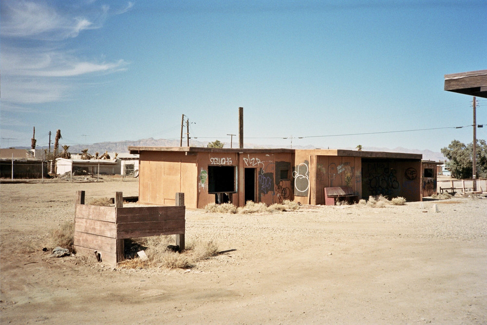 Bombay Beach, Salton Sea, CA