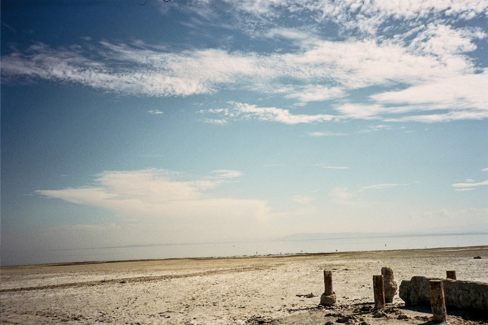 The Salton Sea, CA