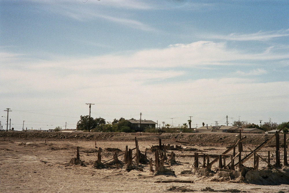 Bombay Beach, CA