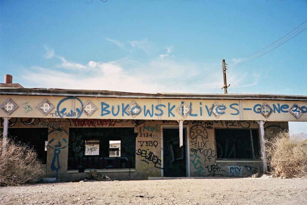 Bukowski Lives, CA