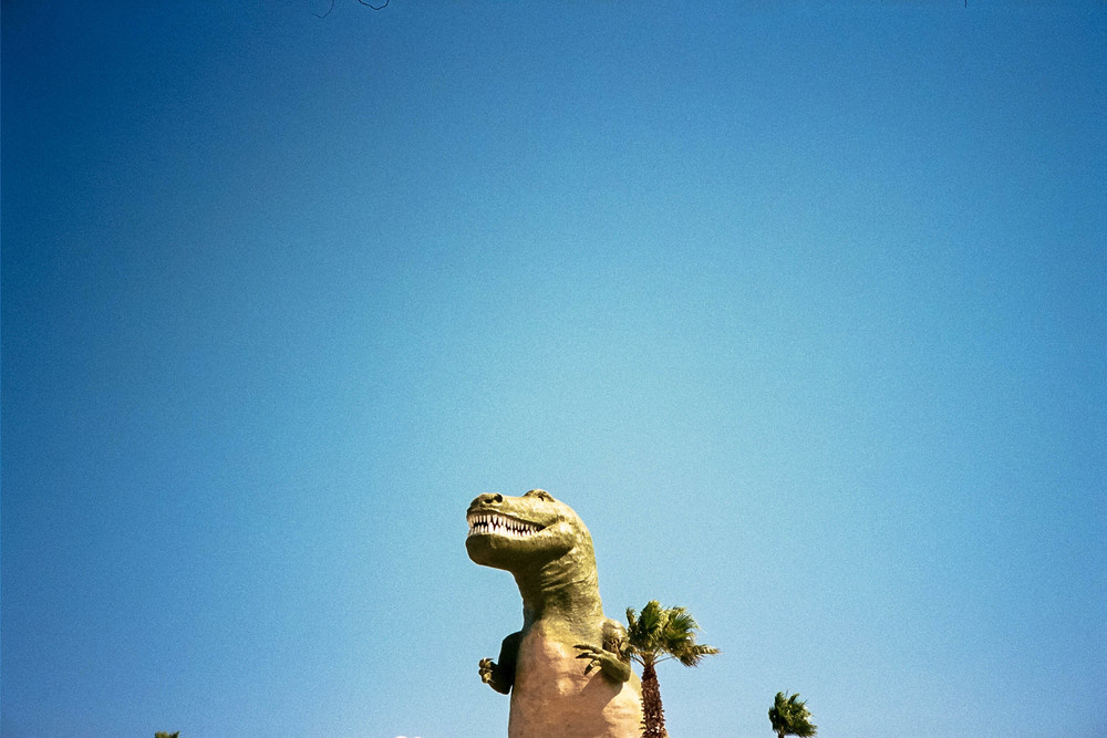 Cabazon Dinosaurs, CA
