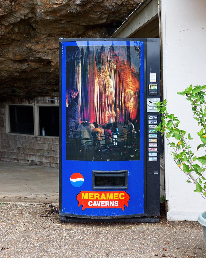 Meramec Caverns; Sullivan, MO
