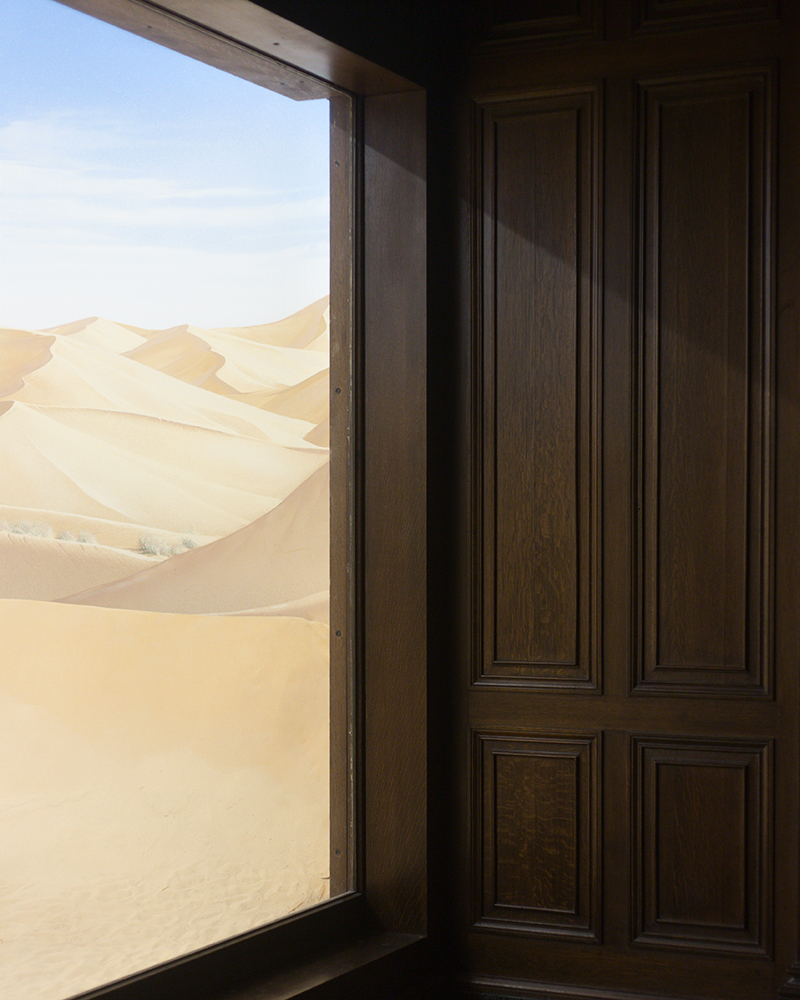 Empty Quarter (Rub' al Khali), Natural History Museum of Los Angeles County