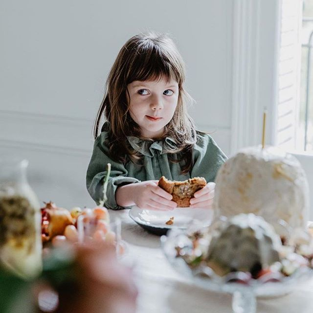 Note: #leuieloves @andrea.sham & this darling little face! 🍰 ( photography for @milk_magazine )