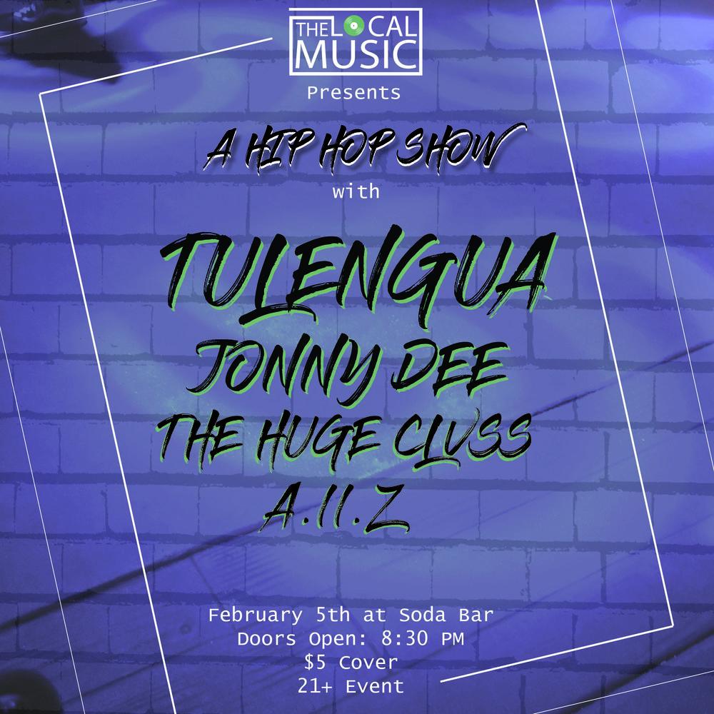 The Local Music Hip Hop Show - 2.jpg