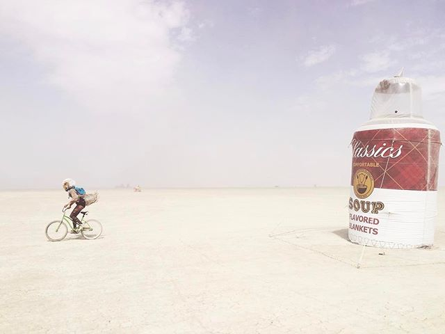 Missing this burner and this burn @maresyk #dust2dust #burnsogood #burningman #BRC #blackrockcity #greenbikes #freeride