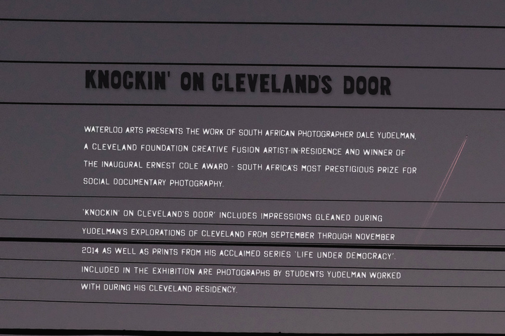 "KNOCKIN"" ON CLEAVAND""S DOOR INTRO"