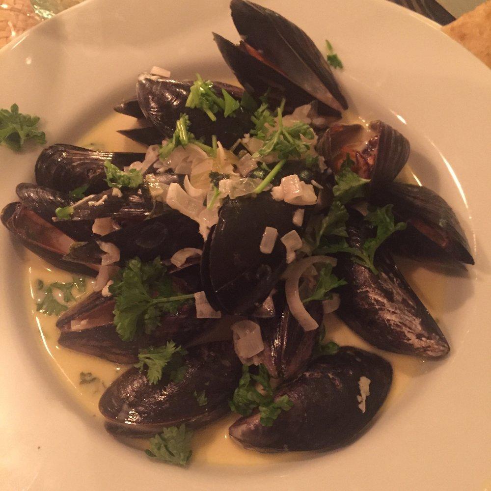 Världens godaste musselsoppa får svärmor stå för