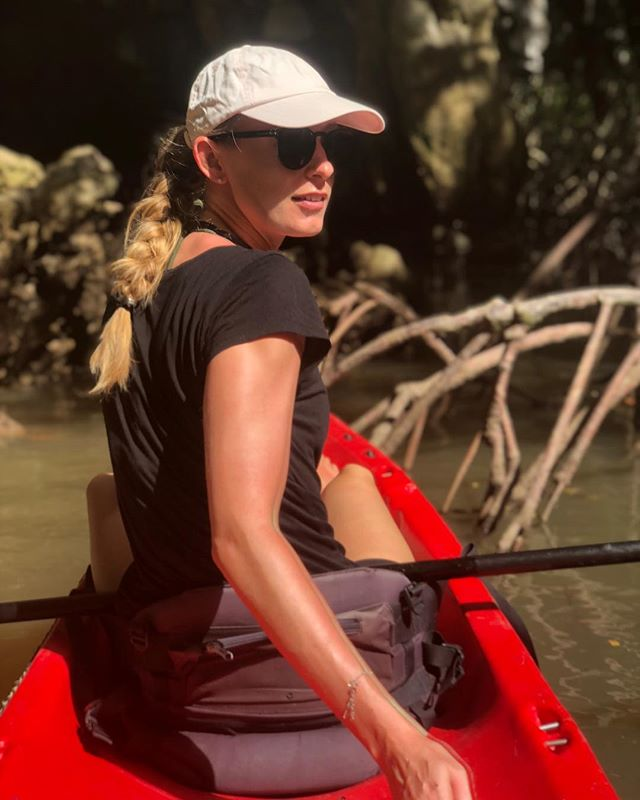 This day was 〰️P E R F E C T〰️ 👌🏼😍 #perfect #activities #paddling #kajak #krabi #banborthor #active #healthy #training #exercise #chiropractic #chiropractor #kiropraktor #kiropraktik
