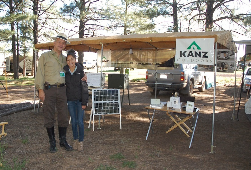 harald and laila in kanz outdoors booth tu.jpg