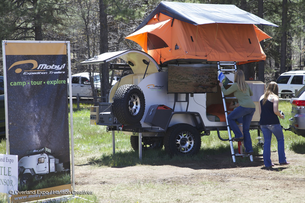 Fantastic Buzz  Overland Expo