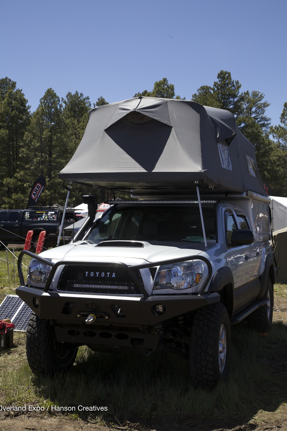 Innovative Buzz  Overland Expo