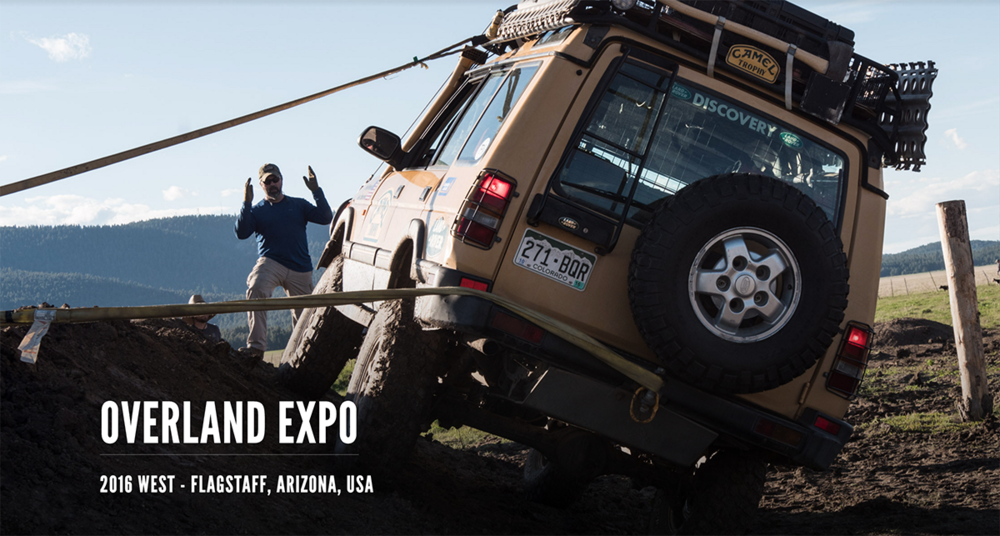 New About WEST  Overland Expo