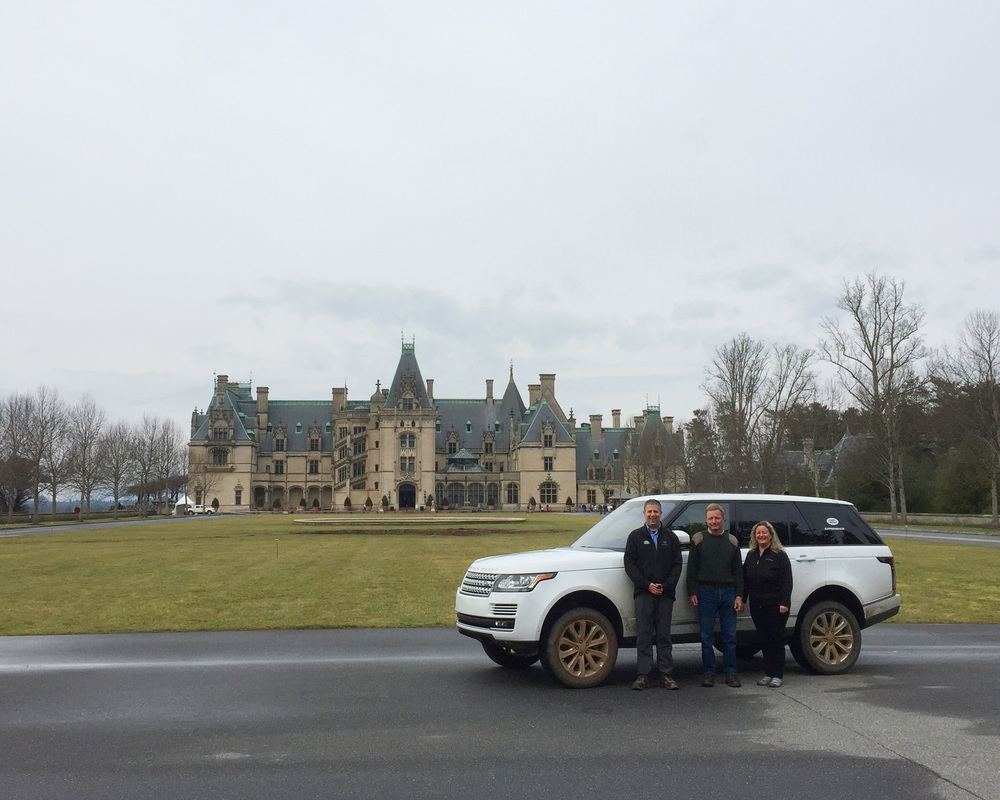 Visit the Biltmore house