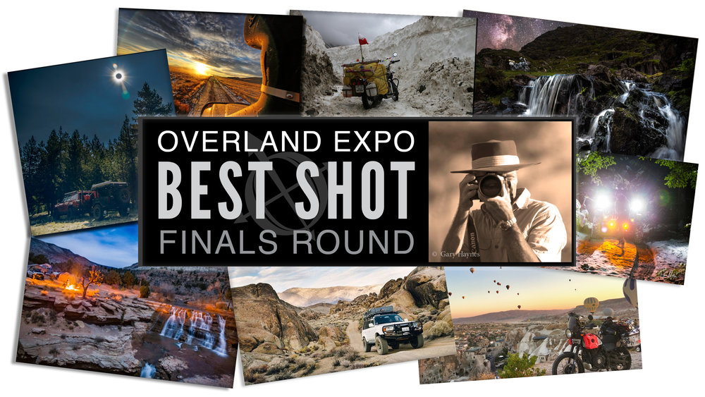 Best Shot 2018 Finalists (clockwise from upper left corner) : Isaac Marchionna, Maxterra, No to Sruuu, Tim Burke, Ryan McKee, Abijith Rao, dirt_road_travels, Austin King